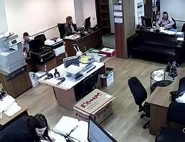 Видеонаблюдение в офис Киров